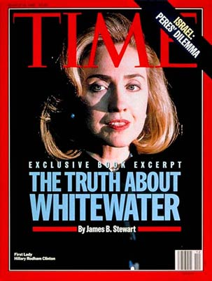 whitewater, truth about