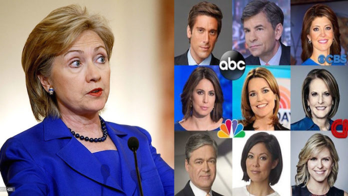 Secret Roster Of Every Gentleman On Hillarys Payroll